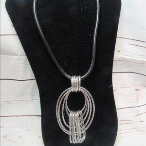 Alisha.d long pendant necklace